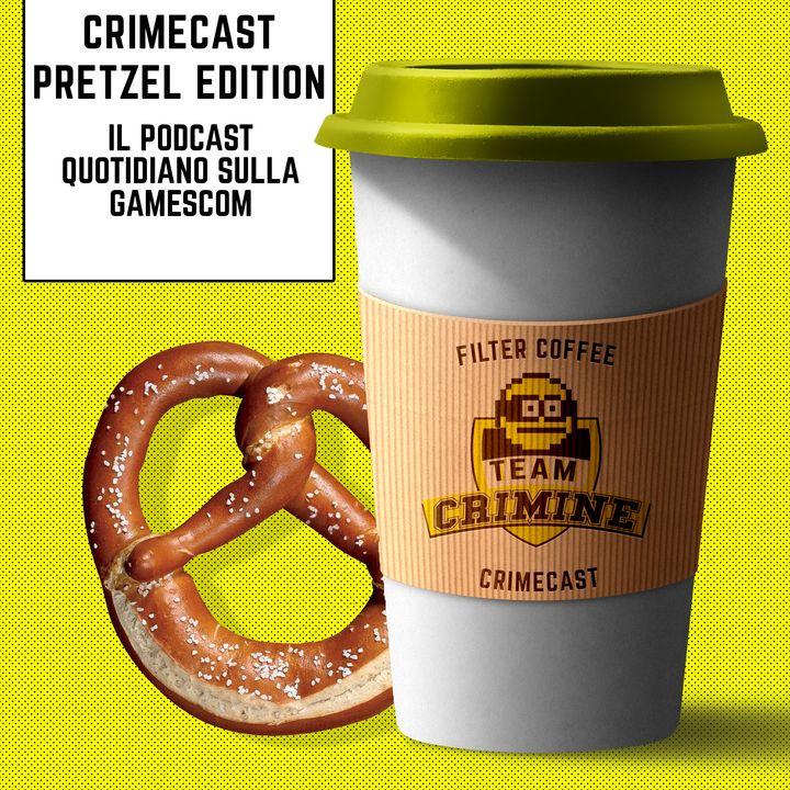 Crimecast: Pretzel Edition (On the Road) #05 - Rotolando verso Sud