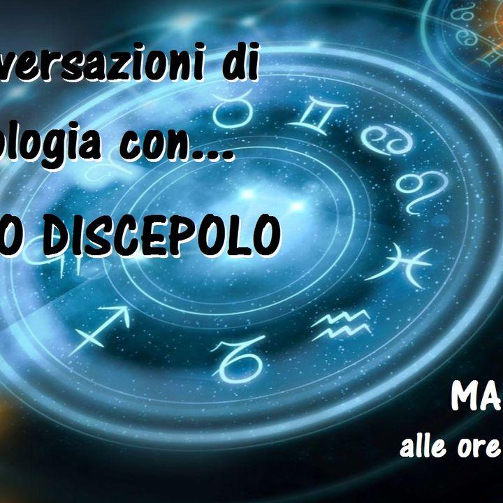 """Conversazioni di Astrologia con Ciro Discepolo - """"Le previsioni astrologiche"""" - 22/10/2019"""