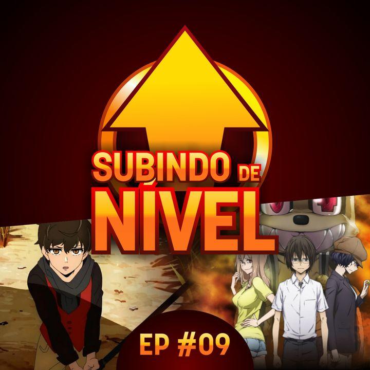 Subindo de Nível - analise da ultima temporada de animes- EP09