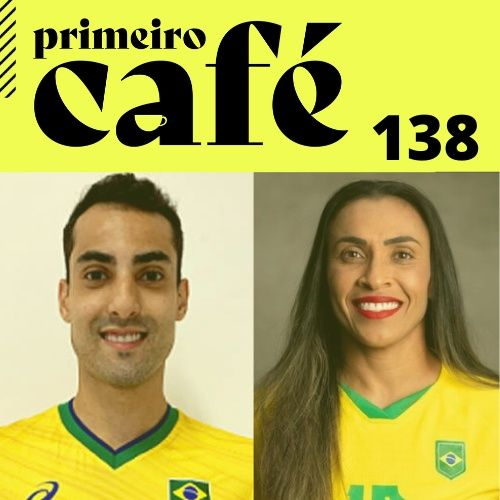 #138: Douglas e Marta nos representam nas Olimpíadas   Na Mesa de Cabeceira