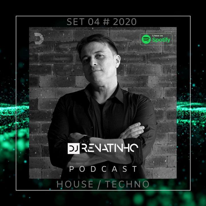 Set 04 # 2020 # House _Techno # Dj Renatinho