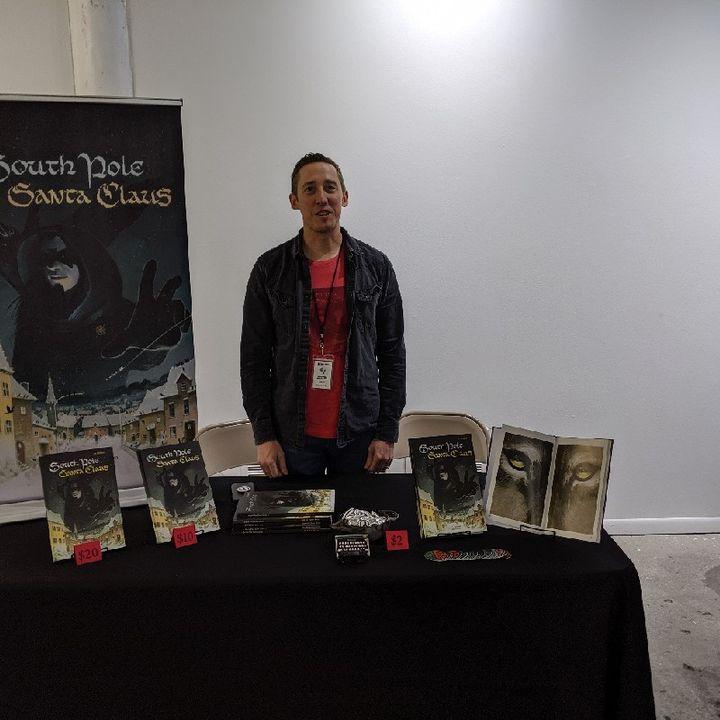 Comic Indie Con 2019 - Kizer Nix