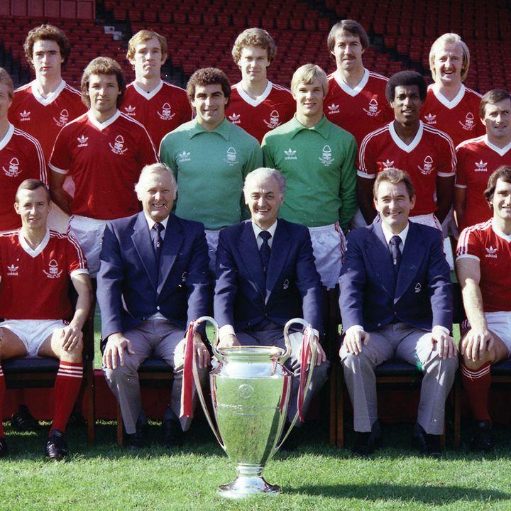 il Nottingham Forest di Brian Clough