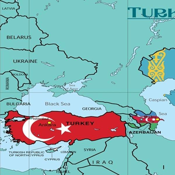 Starter pack: Turkestan