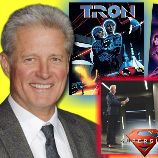 #274: Bruce Boxleitner on his sci-fi, action, and super roles on Tron, Babylon 5, and Supergirl!