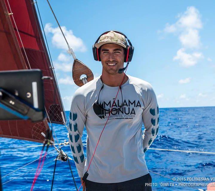 Stories from Hōkūleʻa's Worldwide Voyage: Technology Leg by Leg