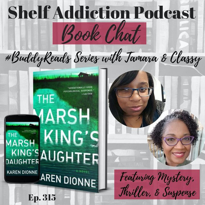 #BuddyReads Discussion of The Marsh King's Daughter | Book Chat