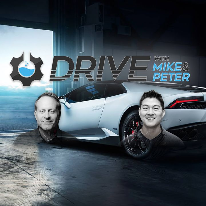 DRIVE with Mike & Peter - Cars & Hustle