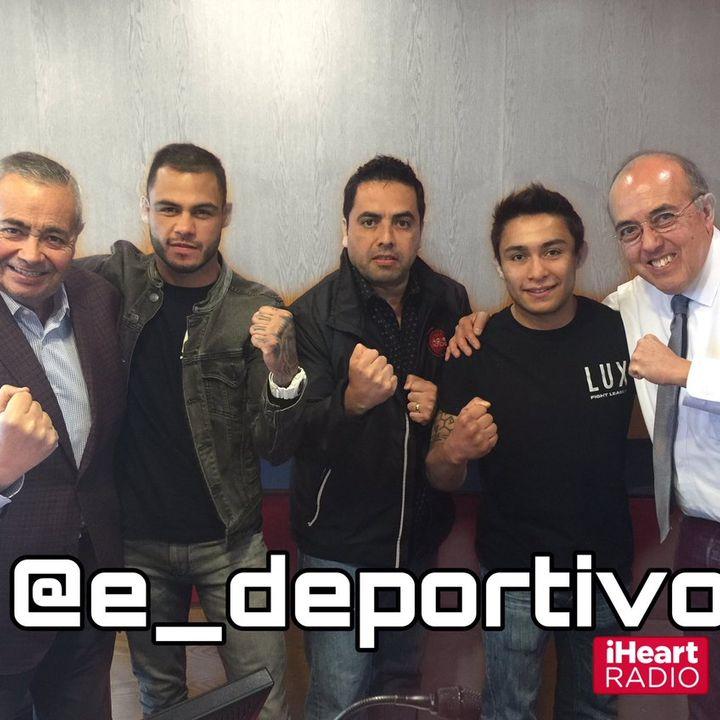 La pura Sabrosura con el Rudo, Pepe y Alex en  Espacio Deportivo de la Tarde 20 de Febrero 2019