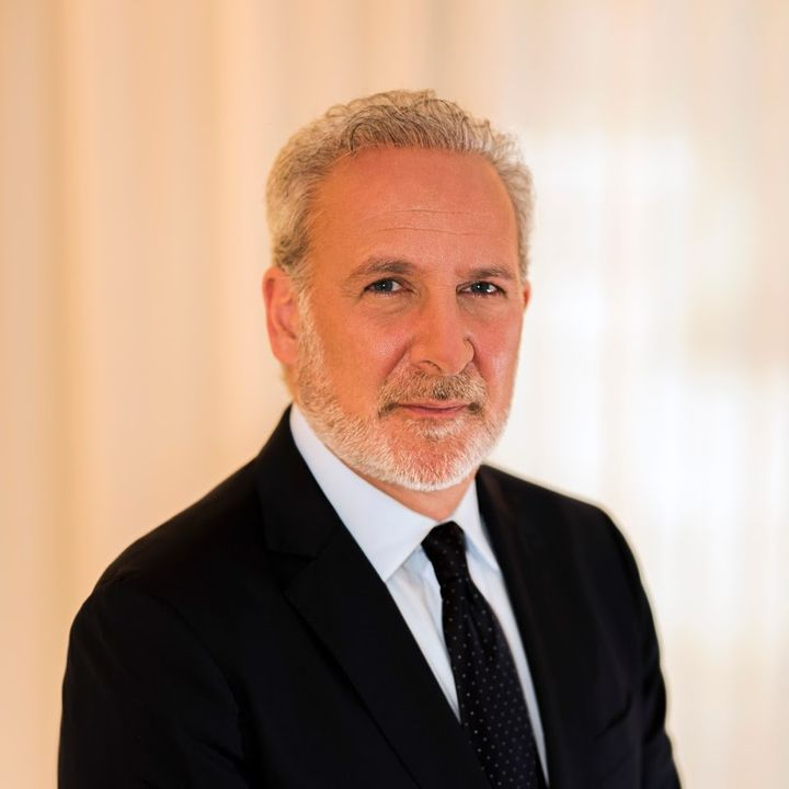 Guest Peter Schiff Talks Digital Dollars in Your Future & Investing in Cryptocurrency