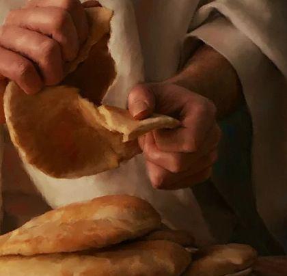 A importância de repartir o pão