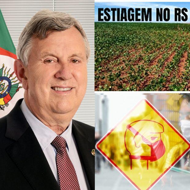 Agro tem papel fundamental neste momento na economia, diz Senador Luis Carlos Heinze