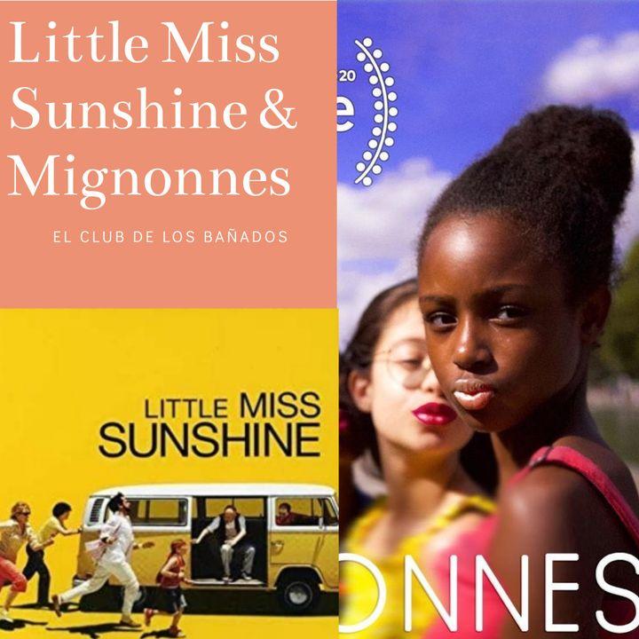 Cuties & Little Miss Sunshine La Hipersexualización de los niñ@s