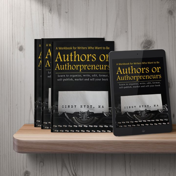 Write, Publish, Market and Sell Your Book - Become an Authorpreneur