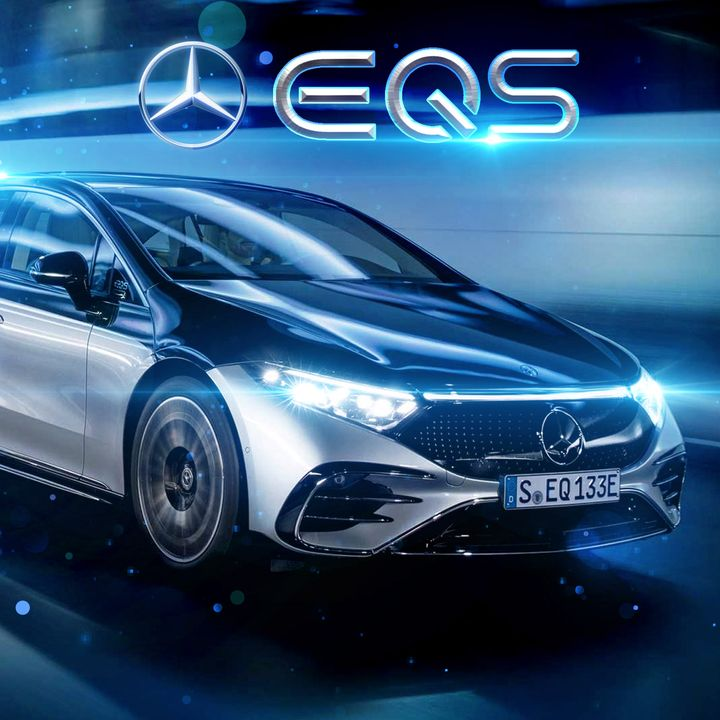 58. Mercedes-Benz EQS Reveal | vs. Lucid Air Grand Touring & Tesla Model S Plaid+