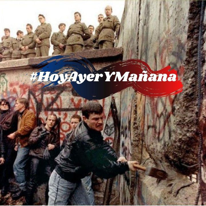 La caída del muro, entre la esperanza y el dolor