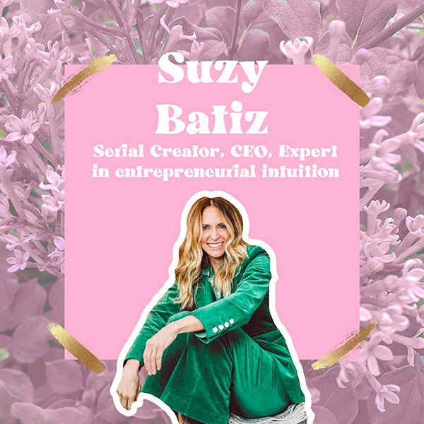 14. Dropping the sh*t that weighs you down, with Poo~Pourri founder Suzy Batiz