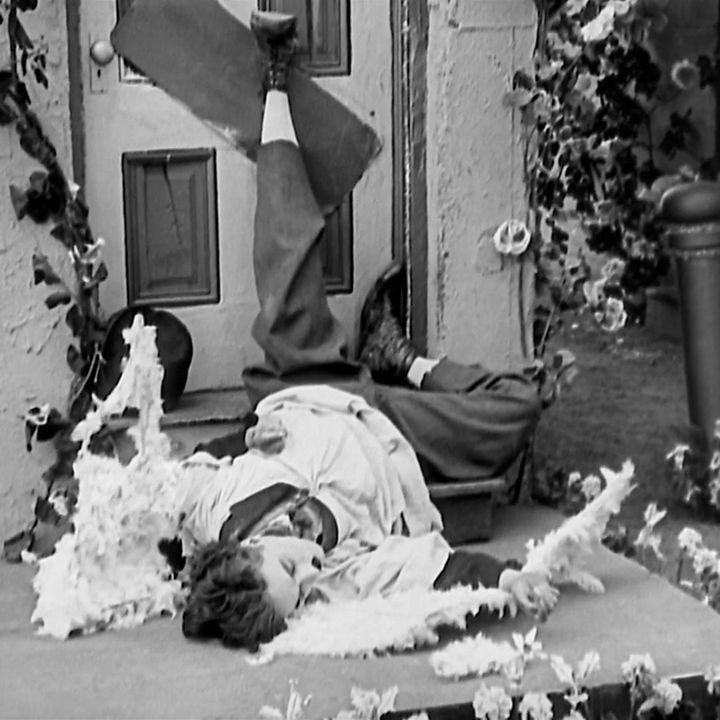 """Brzdąc"" (""The Kid""), Charlie Chaplin 1921"