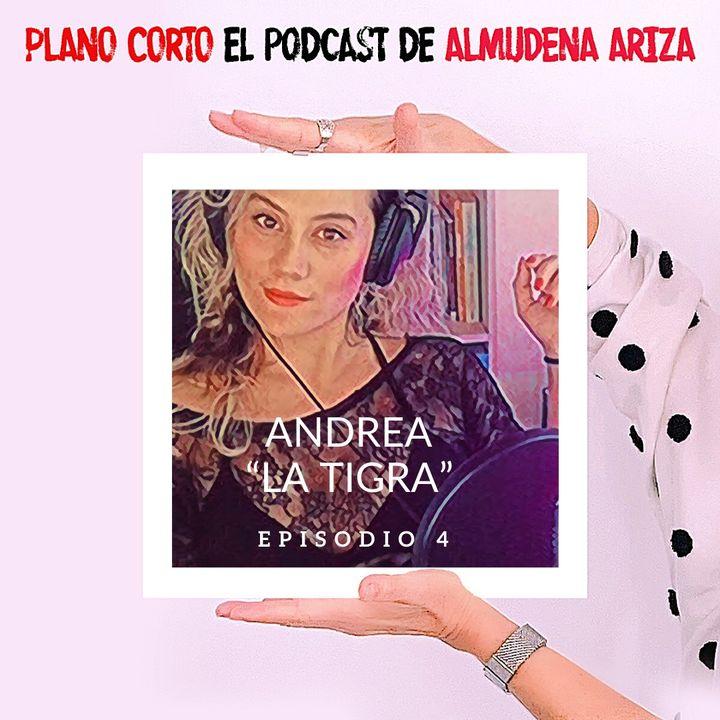 """Andrea """"la Tigra"""""""