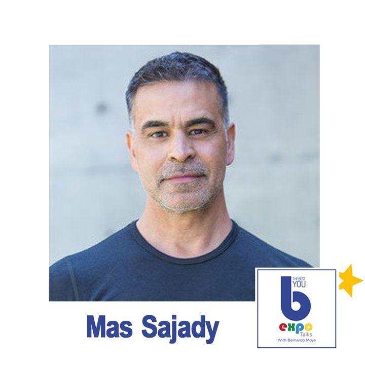Mas Sajady at the Virtual EXPO LA 2020