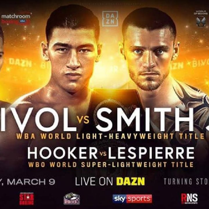 Huge Night Of Boxing 3 World Titles On The Line!!Bivol Vs Smith Jr For WBA Light-Heavyweight Title Preview