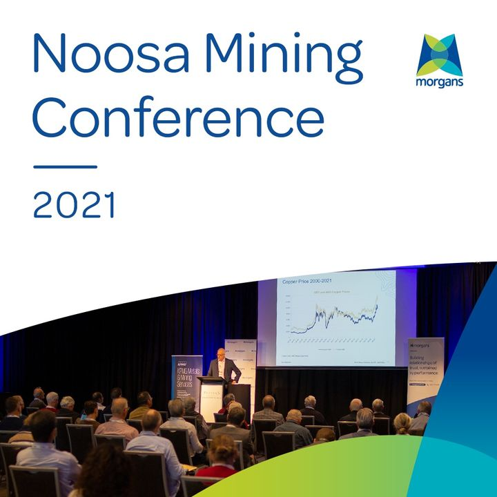 Noosa Mining Conference 2021