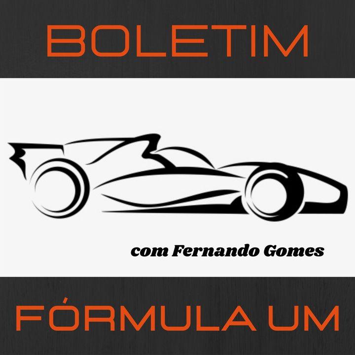 BOLETIM GP AZERBAIJÃO 06 06 21