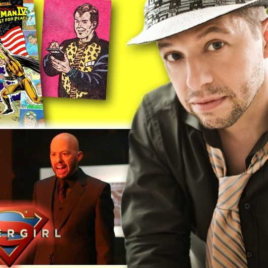 #271: Jon Cryer on becoming Lex Luthor on the CW hit series Supergirl!