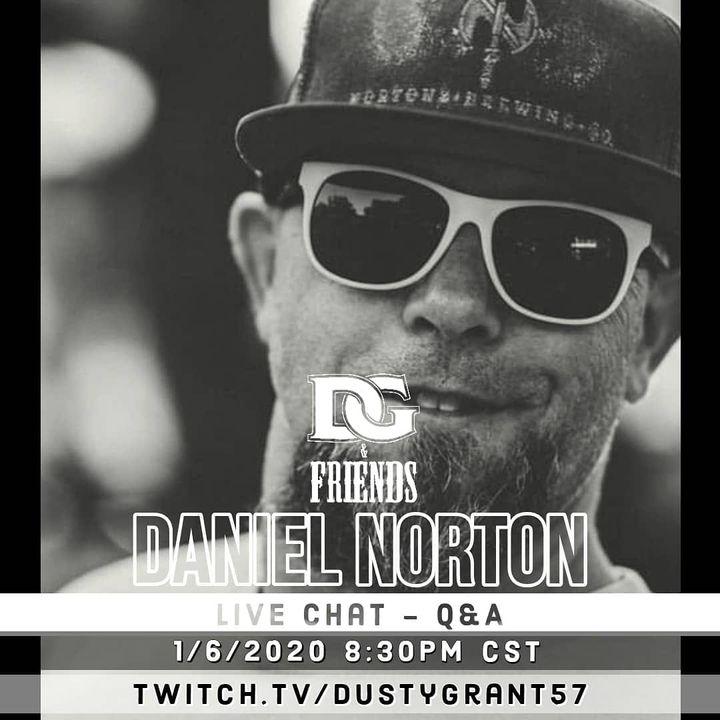 Episode 8 - Dan Norton