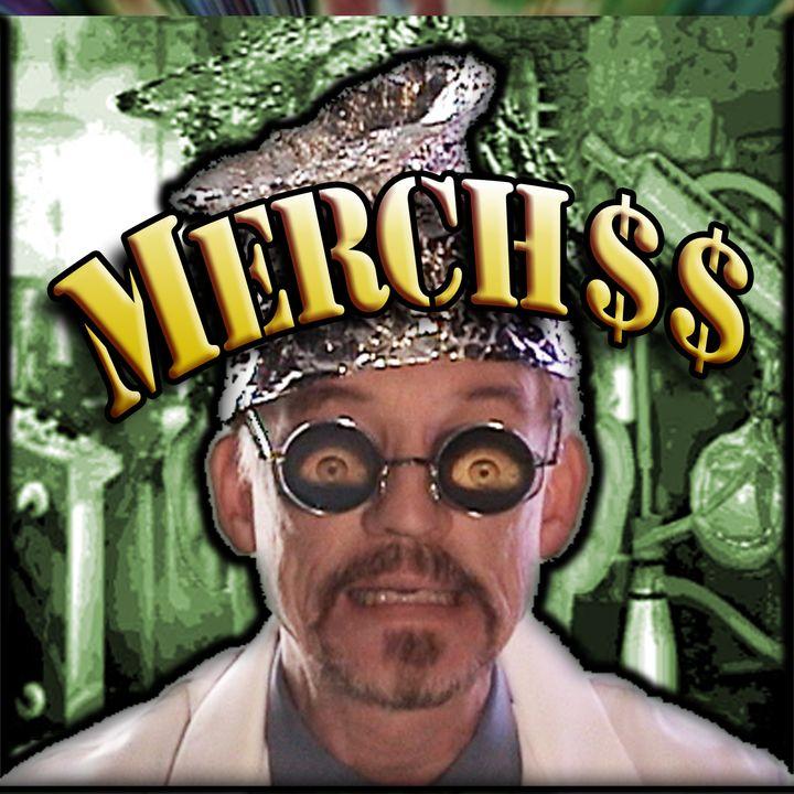 "Doctor I. M. Paranoid ""Merch 2017!"""