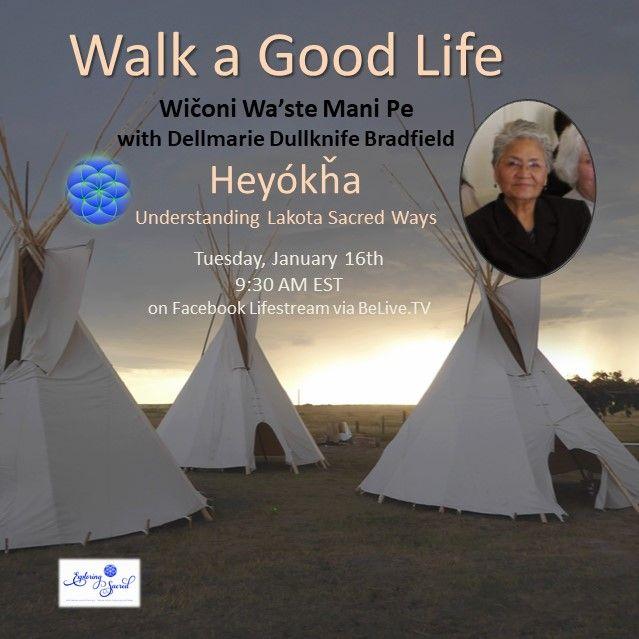 Heyoka & the Sacred Lakota Ceremonies