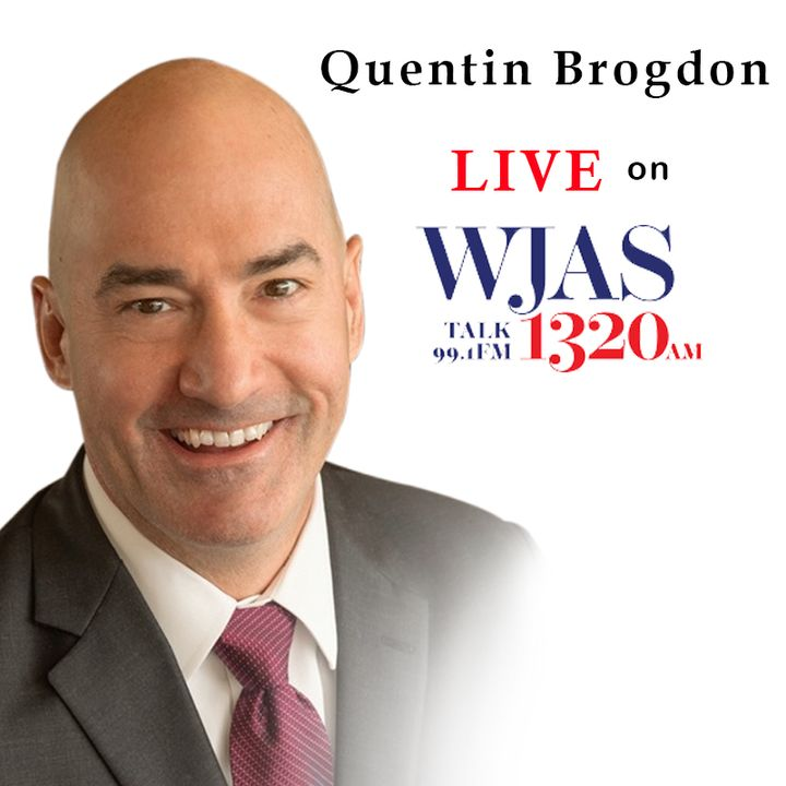 Quentin Brogdon – Not wearing a mask could result in a fine || 1320 WJAS 2/8/21