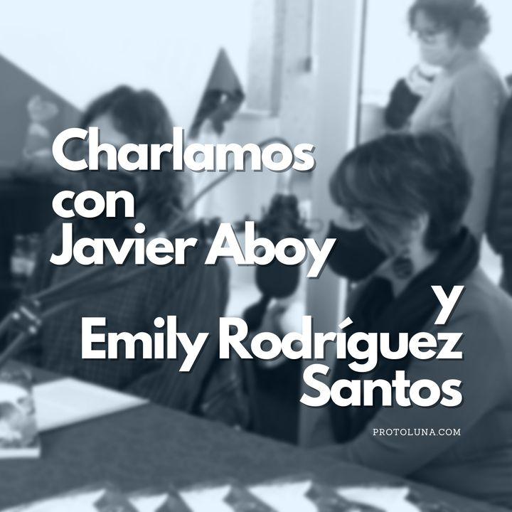 """""""Calas Blancas"""" - Entrevista a Emily Rodríguez Santos"""
