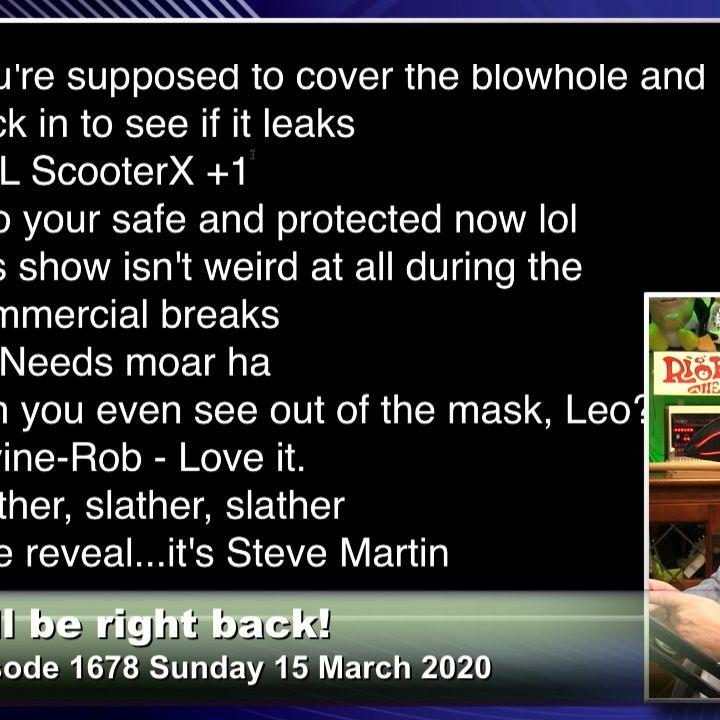 Leo Laporte - The Tech Guy: 1678