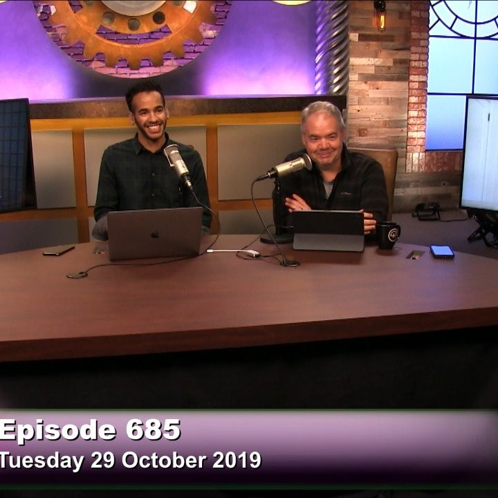 MacBreak Weekly 685: Hey Boo Boo