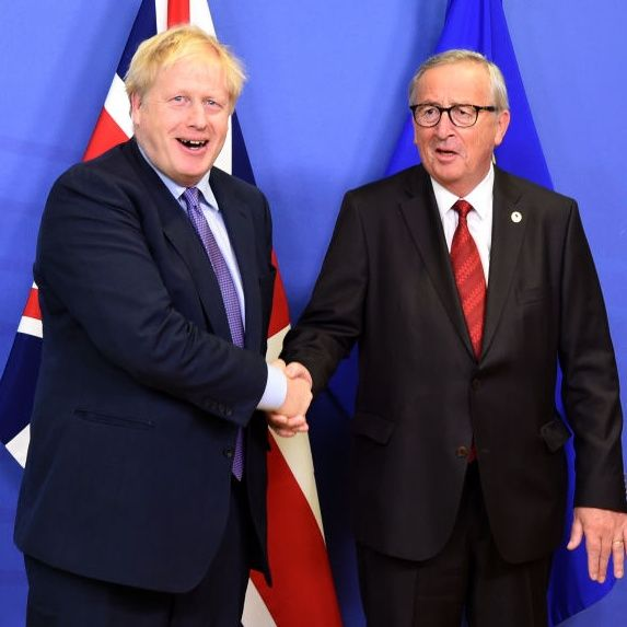 A new Brexit deal has been agreed