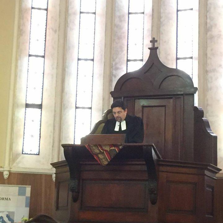 Culto del XVII Febbraio - Predicazione del pastore Luca Anziani