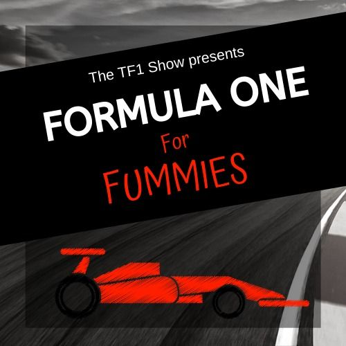 Formula One for Fummies