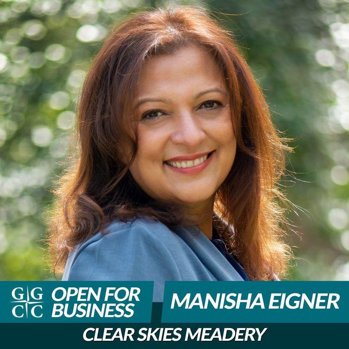 Manisha Eigner - Clear Skies Meadery