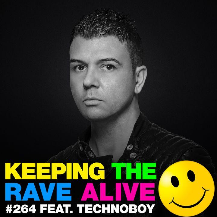 Episode 264: feat. Technoboy!