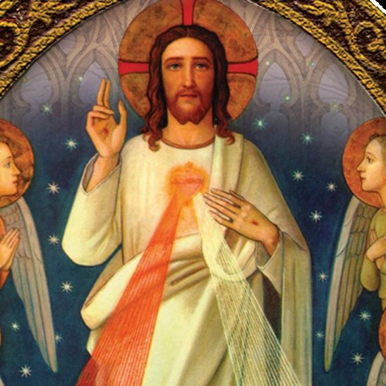 August 18 Divine Mercy Chaplet Live Stream 7:00 a.m.