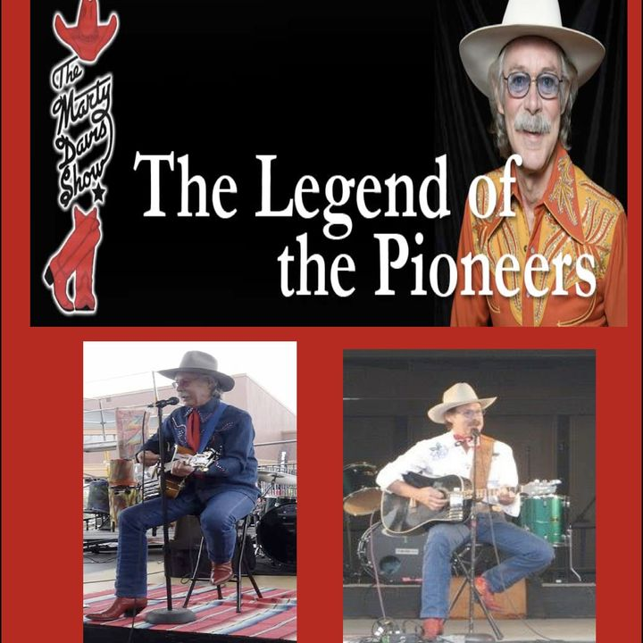 Marty Davis, Legends of the Pioneers presented by Countyfairgrounds