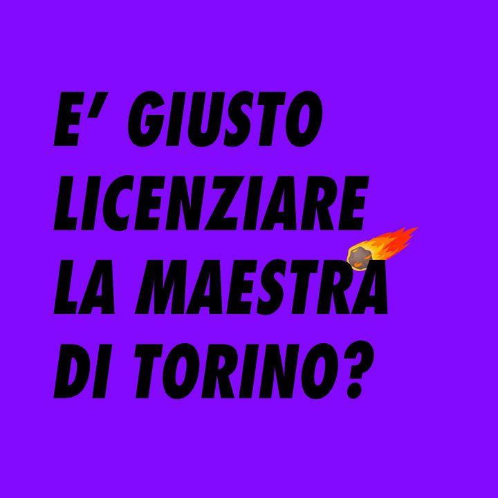 E' GIUSTO LICENZIARE LA MAESTRA DI TORINO (VITTIMA DI REVENGE PORN)? (2x04)