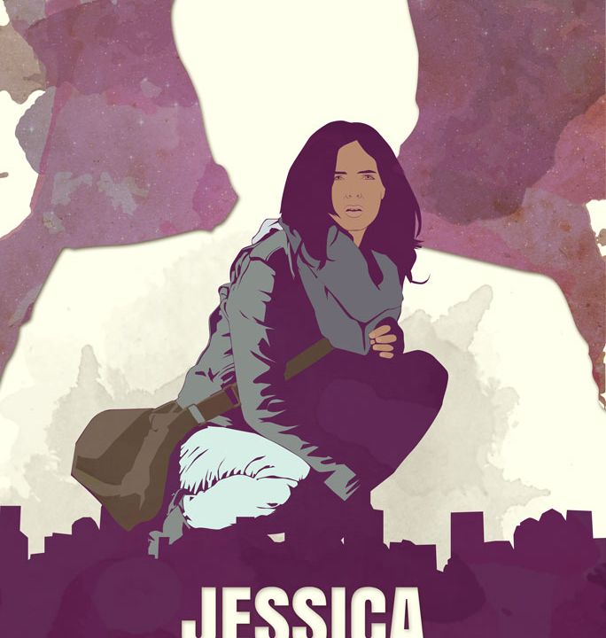 S1 Ep5 Jessica Jones e post traumatico