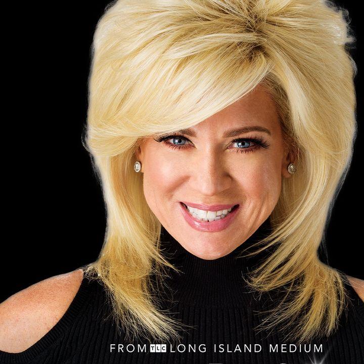 The Long Island Medium Theresa Caputo gets Candid with Judi Diamond