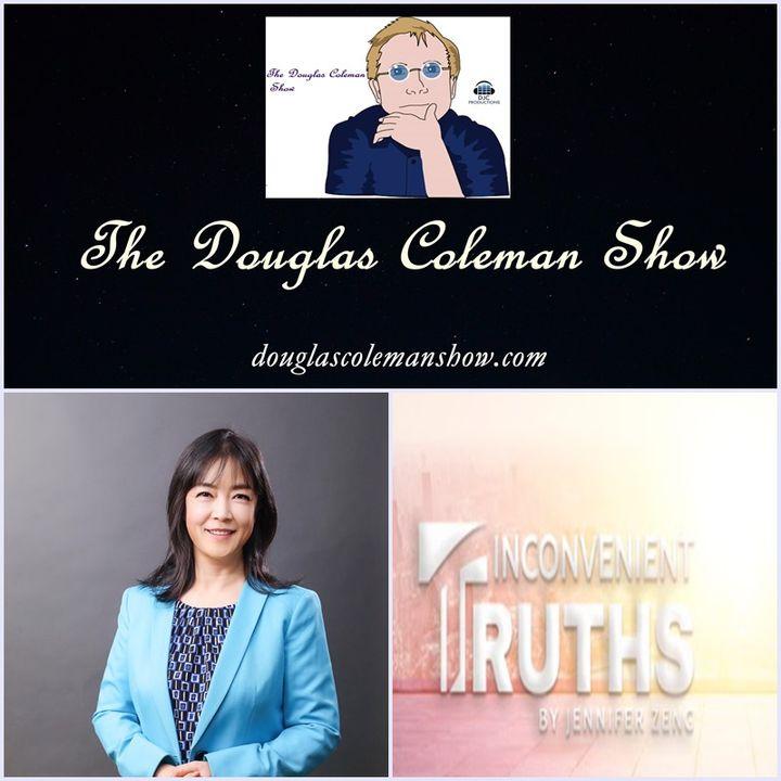 The Douglas Coleman Show w_ Jennifer Zeng