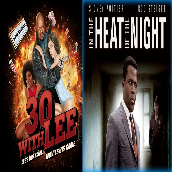 In The Heat of the Night starring Sidney Poitier and Rod Steiger (1967) | 30 with Lee