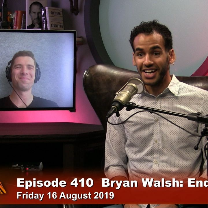 Triangulation 410: Bryan Walsh: End Times