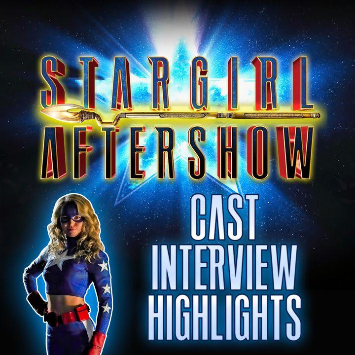 Season 0 - Episode 9: Cast Interview Highlights