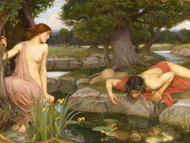 1. Bölüm: Echo ve Narcissus- Mitolojik Hikayeler